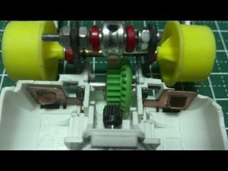 進化したトレサス -貫通式トレサス駆動軸-